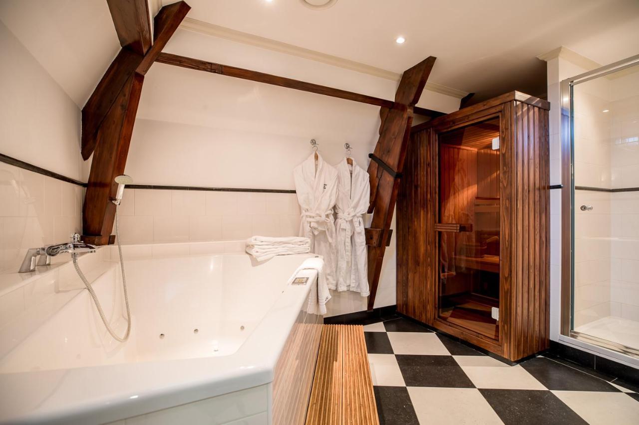 Kasteel de Wittenburg Kamer met Sauna Wassenaar