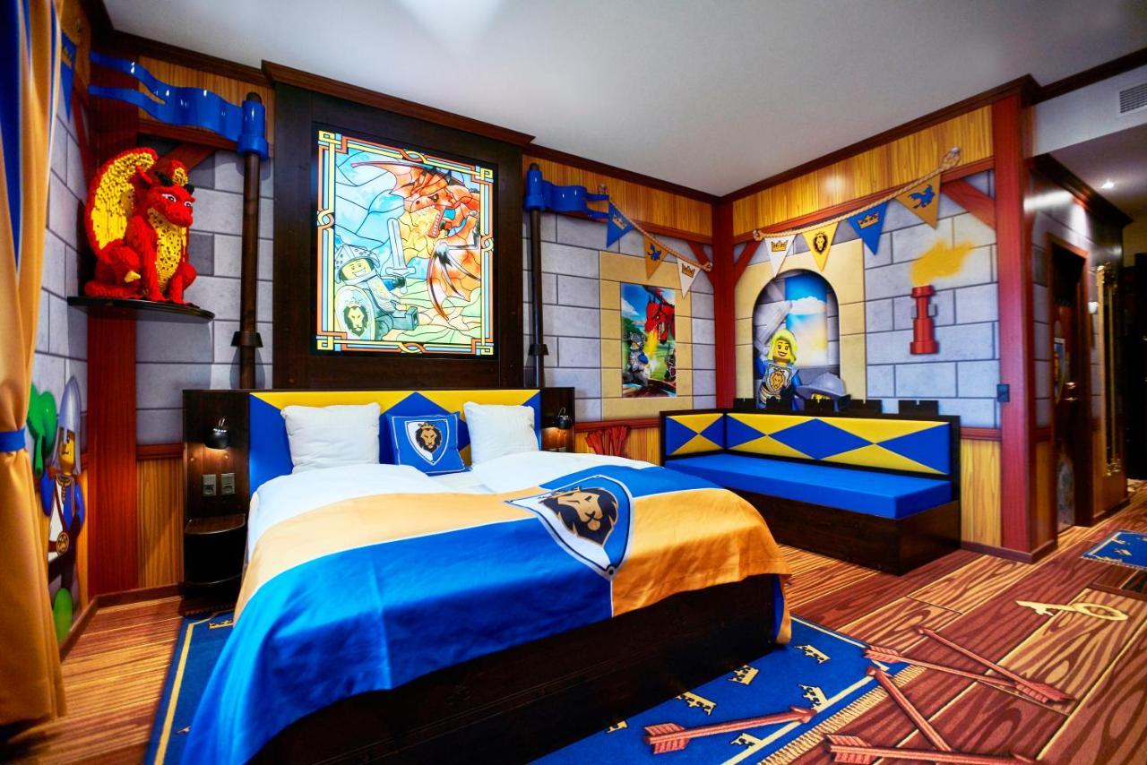 LEGOLAND Castle Hotel Overnachten bij Billund - Legoland