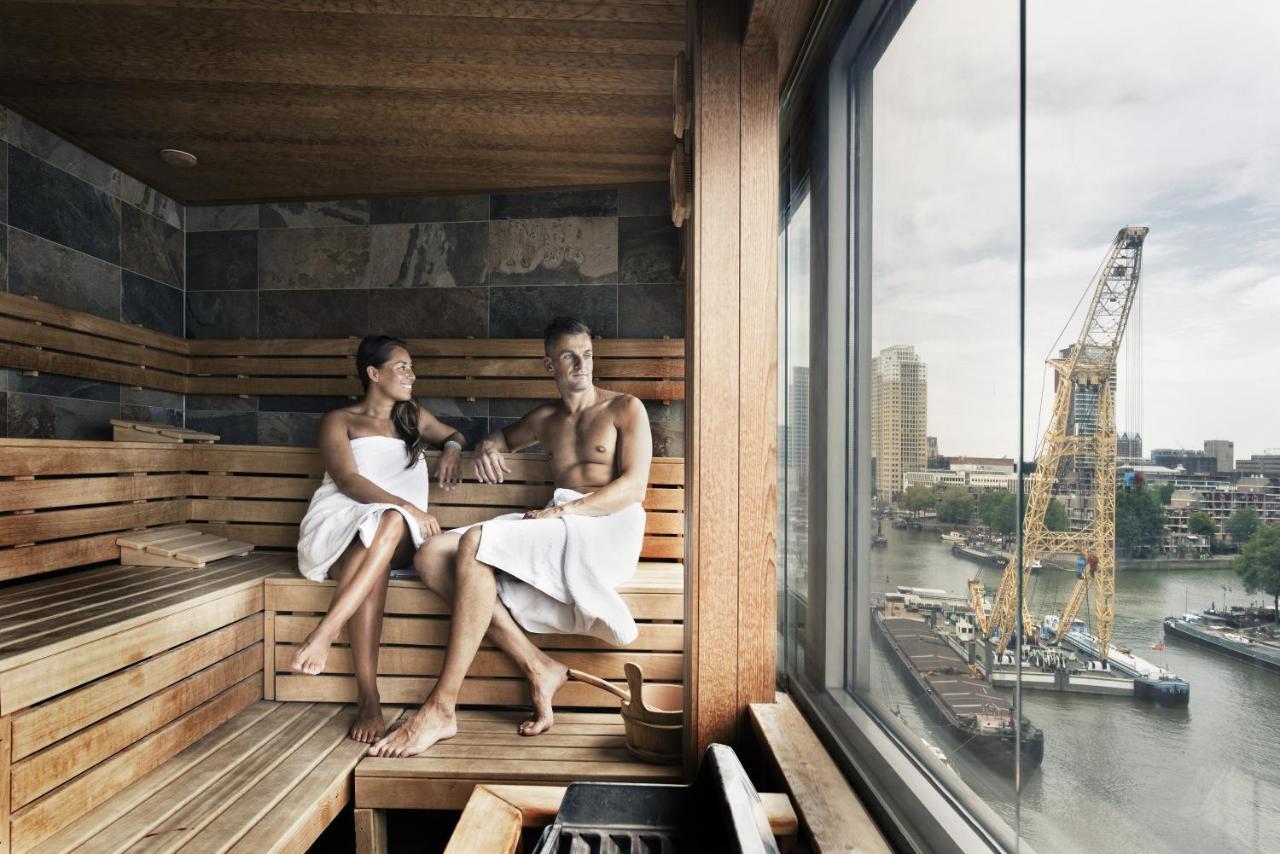 Mainport Design Hotel   Hotel met Sauna op kamer Rotterdam