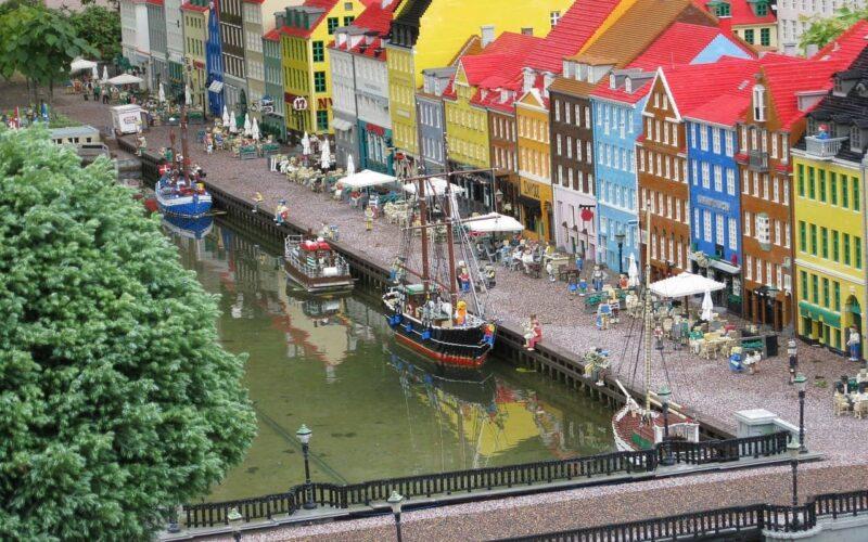 Overnachten Billund Legoland Denemarken