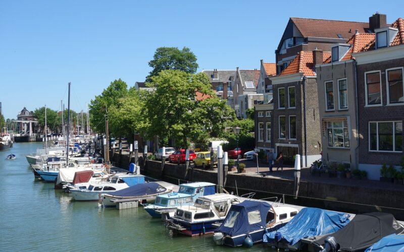 Overnachten Dordrecht Pixabay
