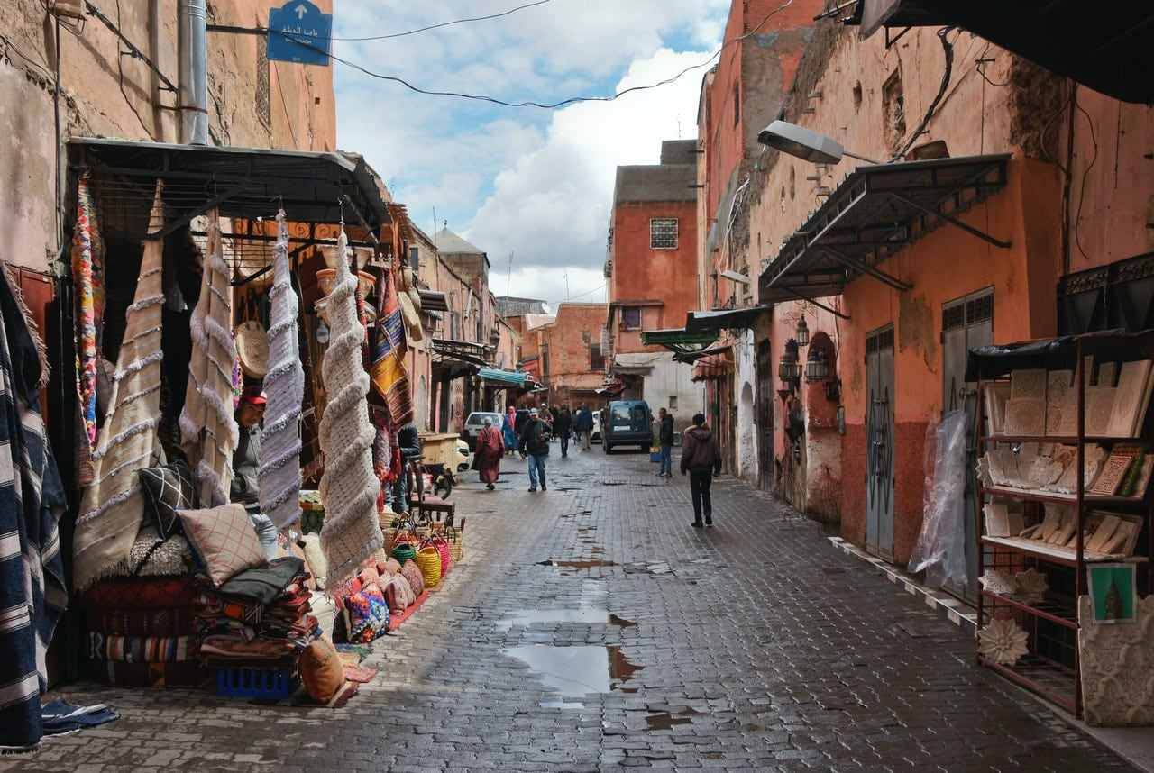 Overnachten Marrakech Pexels