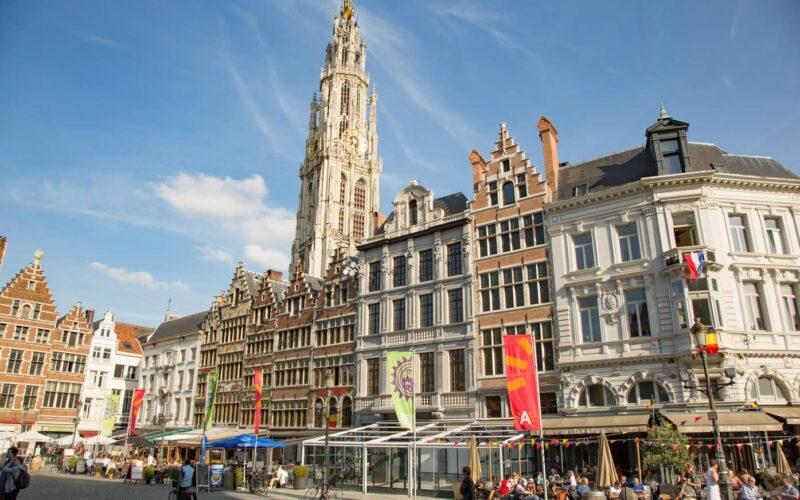 Overnachten in Antwerpen