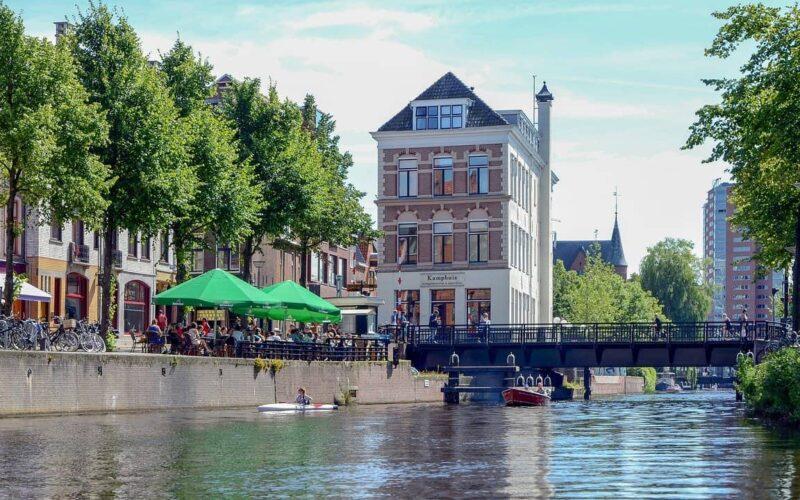 Overnachten in Groningen