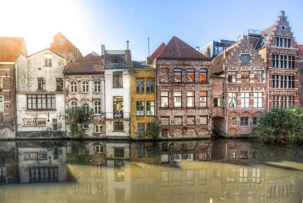 Overnachten in het centrum van Gent