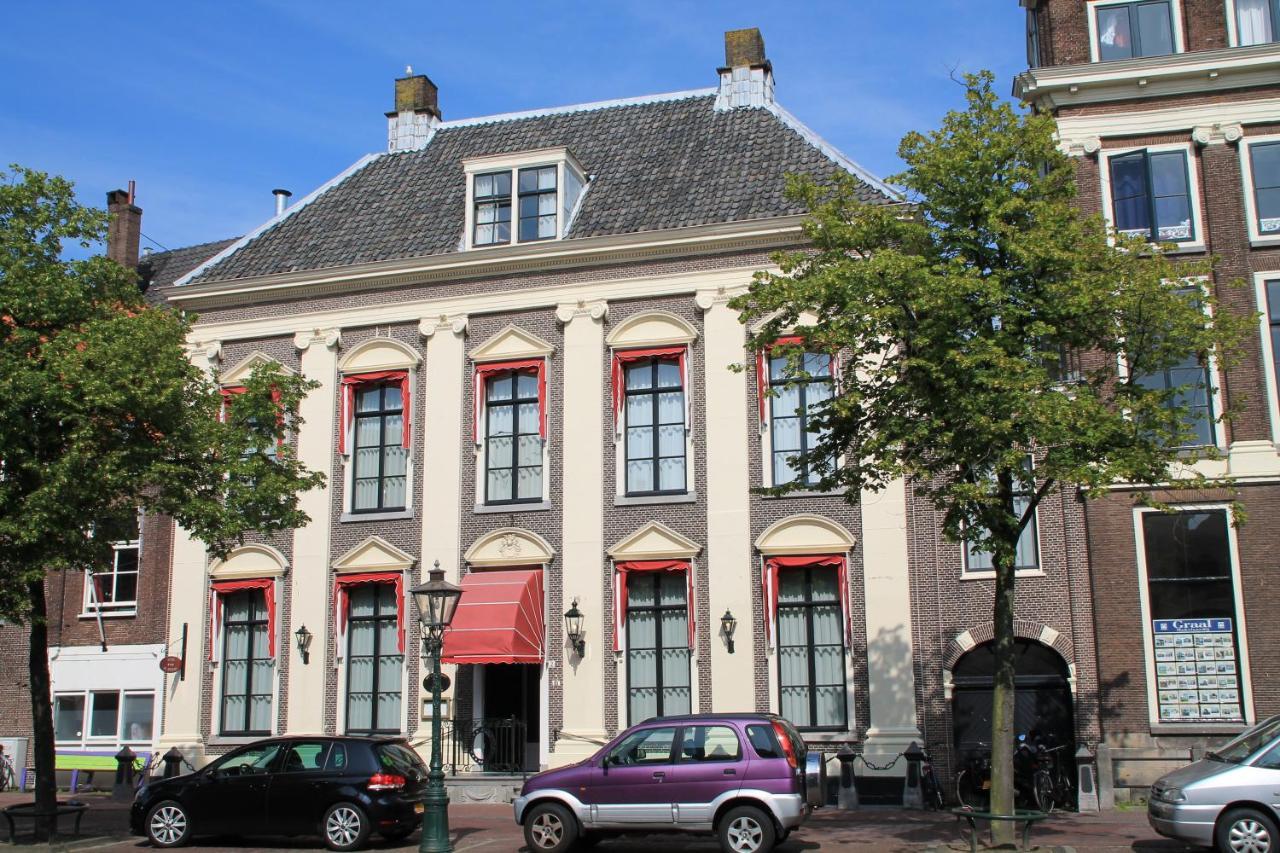 Overnachten in het centrum van Leiden