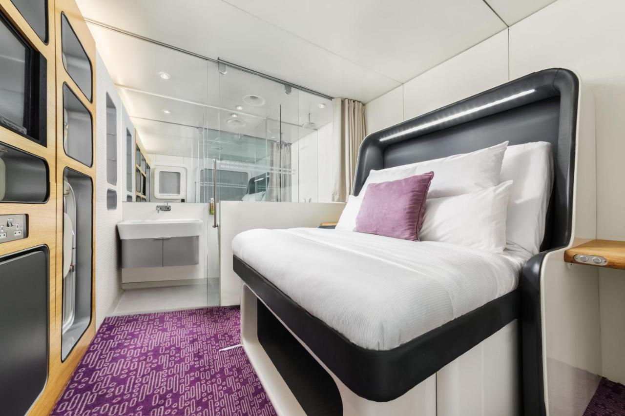 YOTELAIR Amsterdam Schiphol Transit Hotel