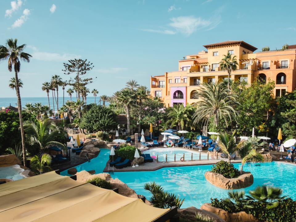 Hotel Villa Cortes Playa de Las Americas