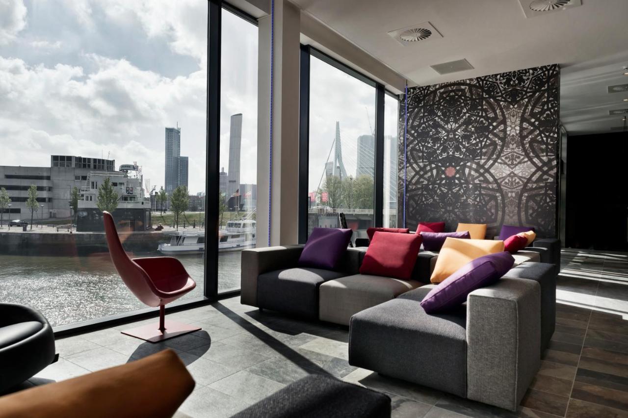 Mainport Design Hotel Overnachten Rotterdam
