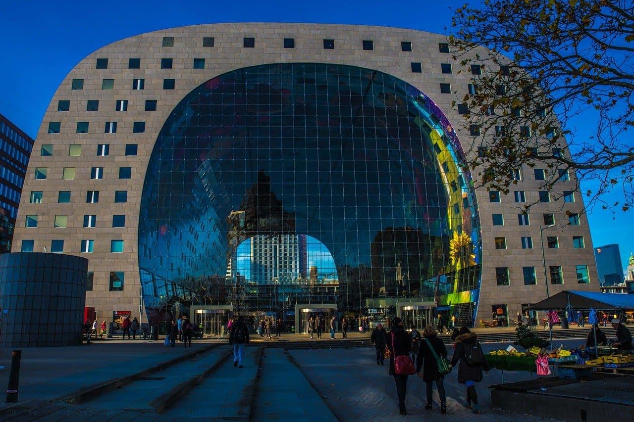 Overnachten in het centrum van Rotterdam