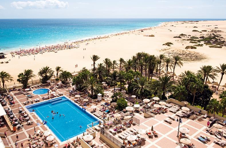 RIU Oliva Beach Resort All Inclusive Fuerteventura