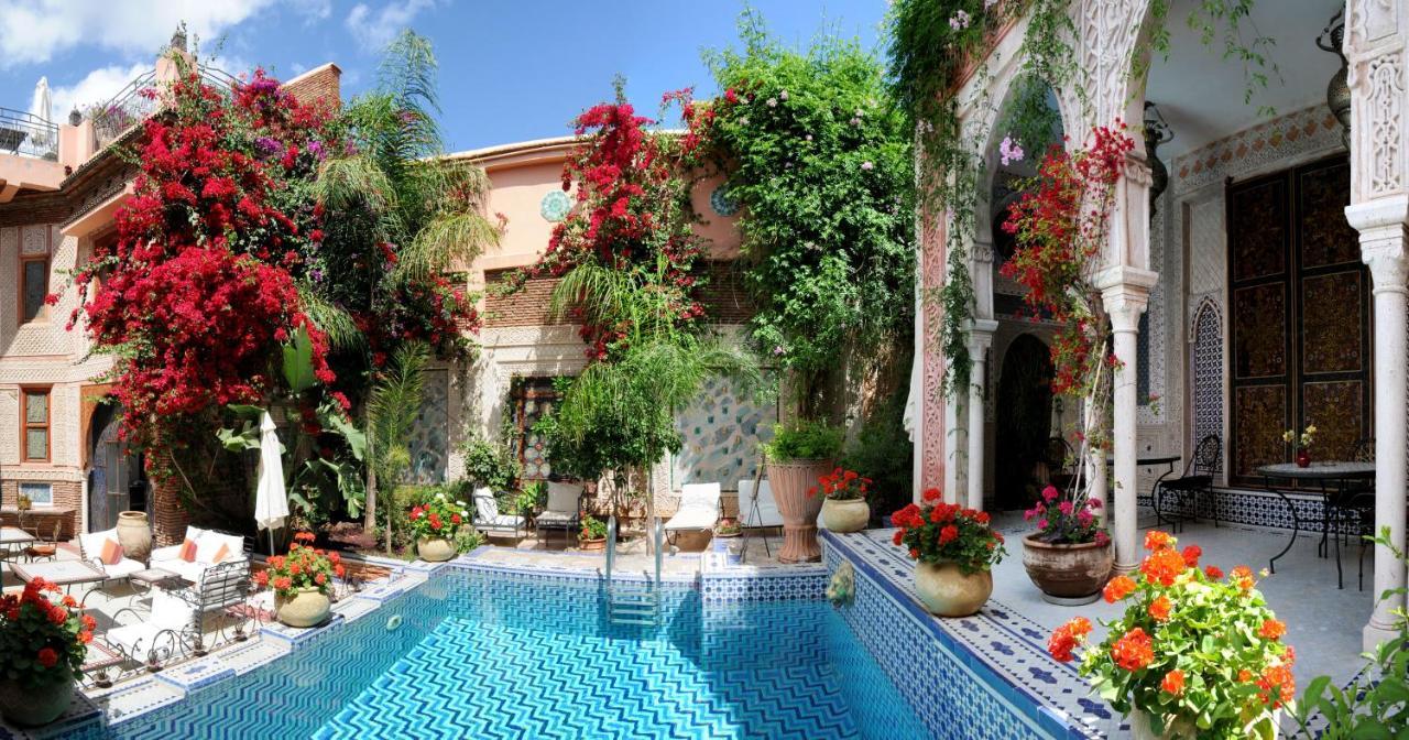 Riad Palais Sebban Overnachten in Marrakesh