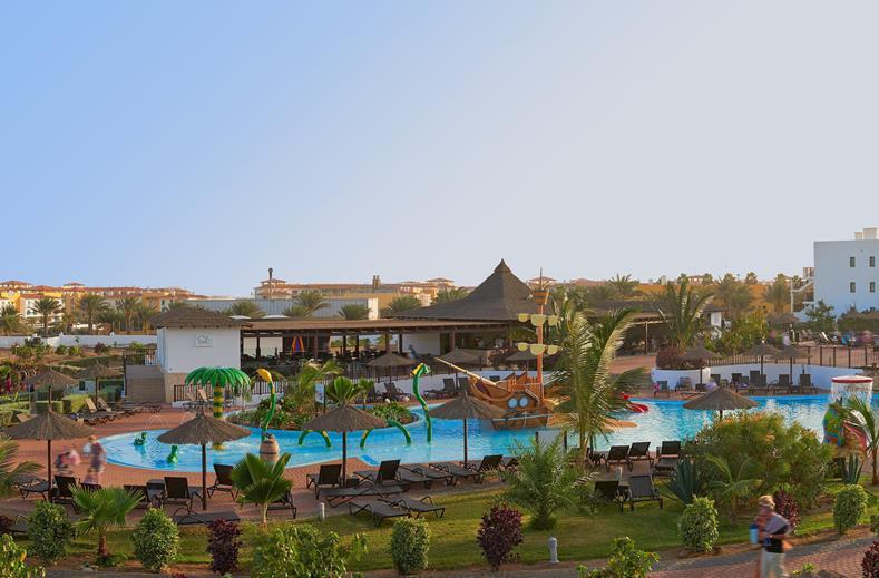 Sol Dunas Resort Sal
