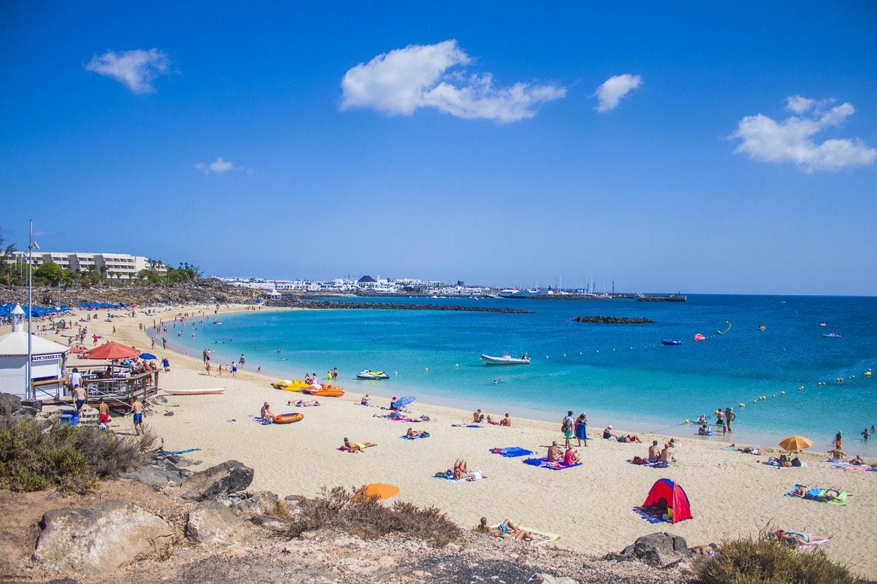 Vakantie Playa Blanca Lanzarote