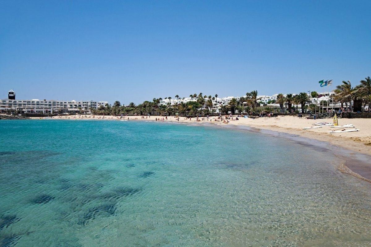Vakantie in Costa Teguise Lanzarote