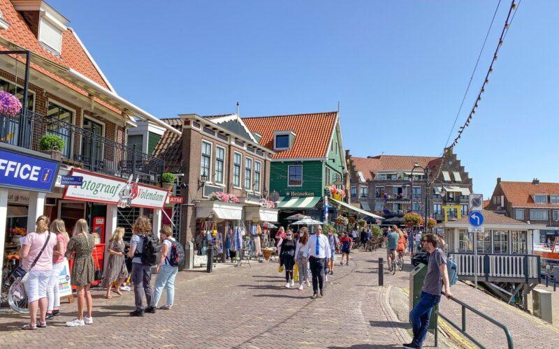 Waar overnachten in Volendam