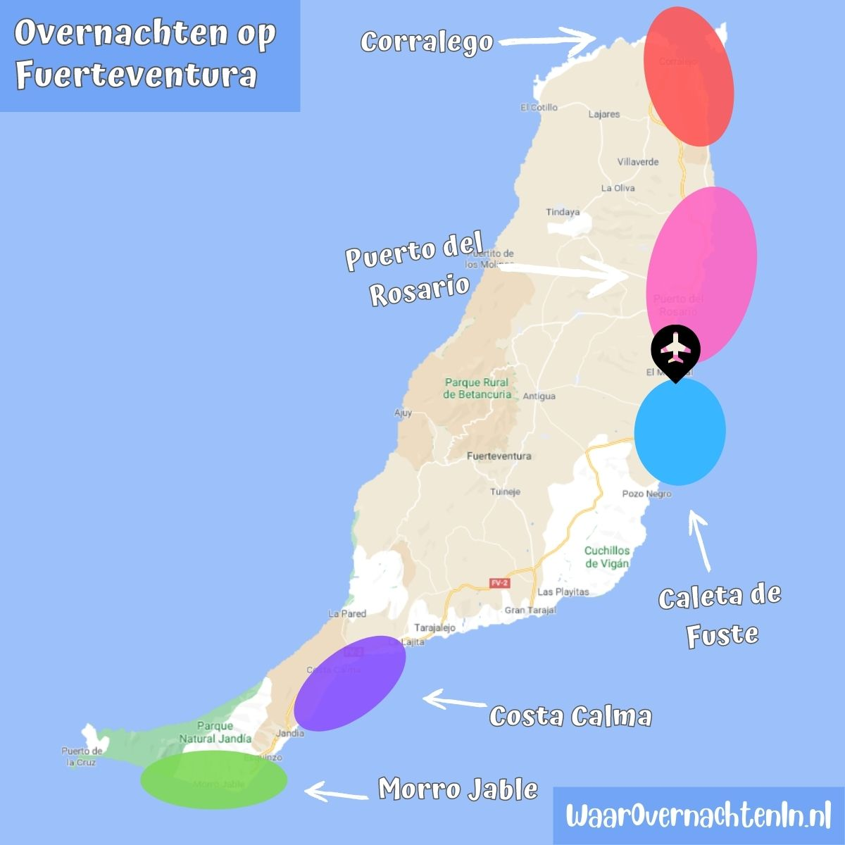 Leukste dorpjes Fuerteventura