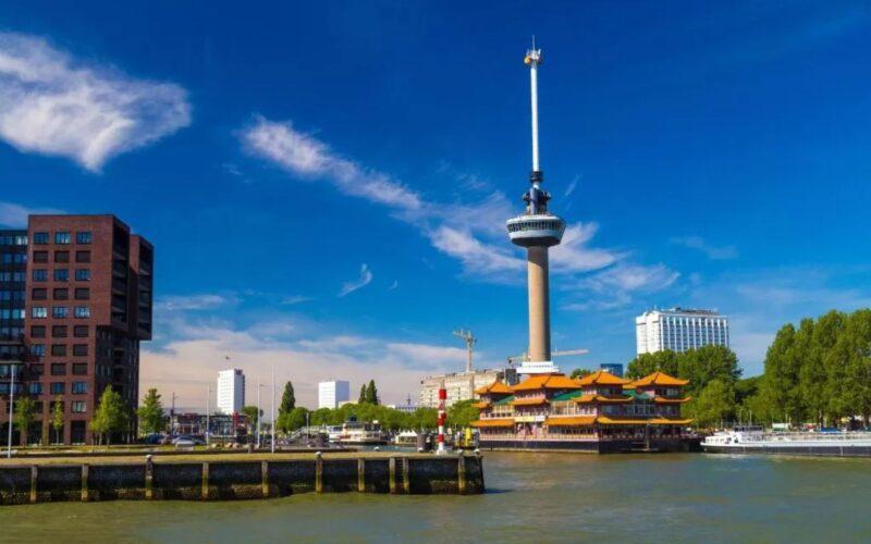 Overnachten in de Euromast Rotterdam Booking.com
